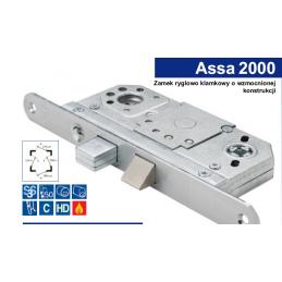 Zamek ASSA  2000/ 2002