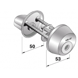 Cylinder ABLOY CY 028T, CY...