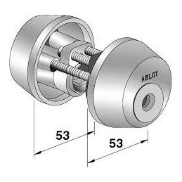 Cylinder ABLOY CY 029 T, CY...